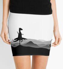 DINO BALLERINA  - Ballerina Dinosaur - Dino collection Mini Skirt