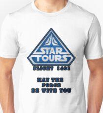 Star Tours 1401- BLUE T-Shirt