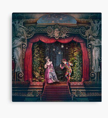 Midnight at La Fenice Canvas Print