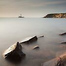 Old Hartley morning light by Michael Ridley