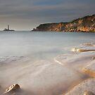 Old Hartley dawn by Michael Ridley