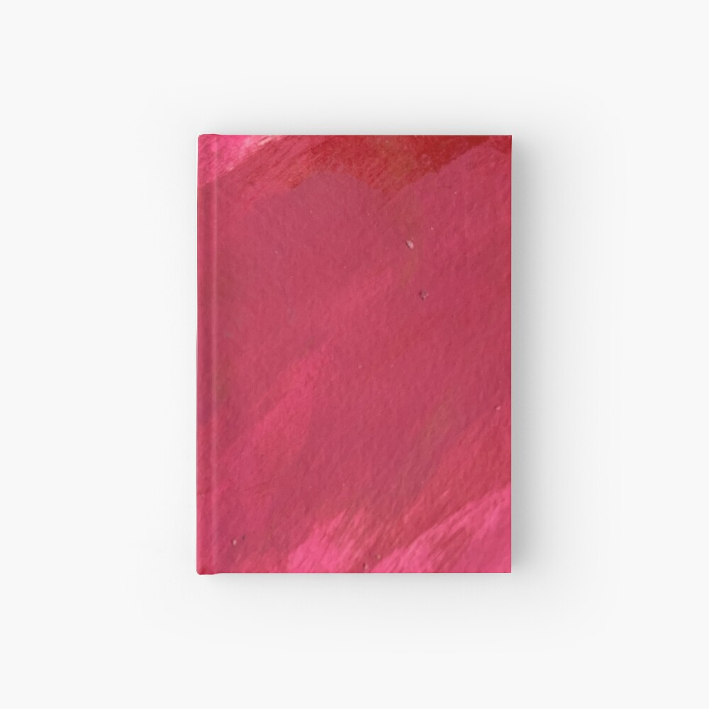 Cotton Candy Clouds of Depression  Hardcover Journal