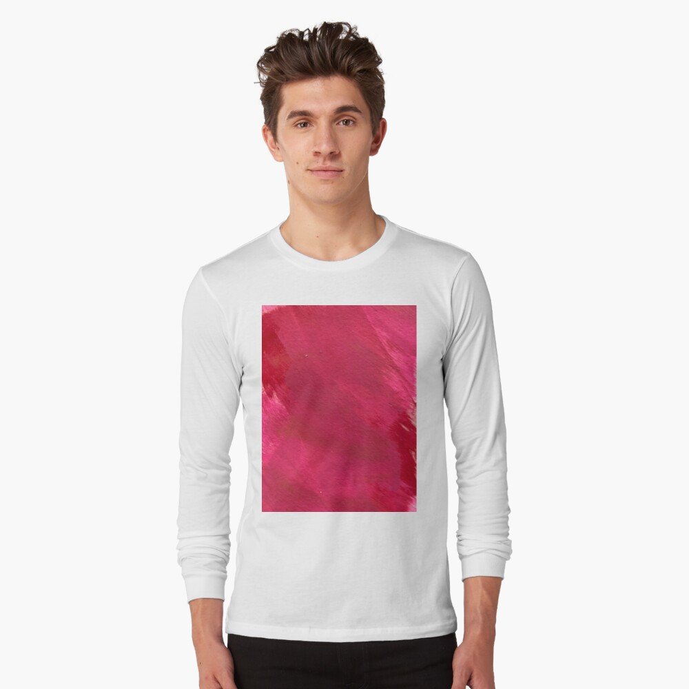 Cotton Candy Clouds of Depression  Long Sleeve T-Shirt