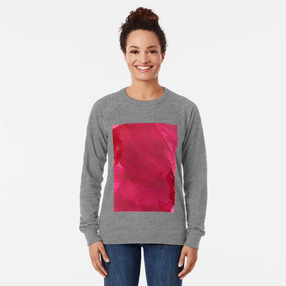 Cotton Candy Clouds of Depression  Lightweight Sweatshirt