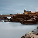 Church point by Michael Ridley