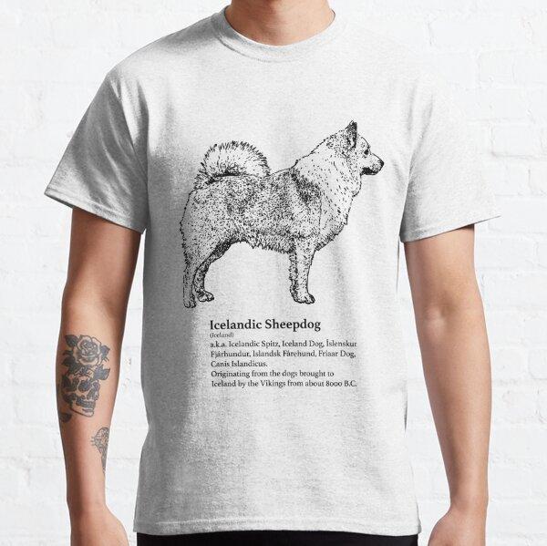 Icelandic Sheepdog Classic T-Shirt