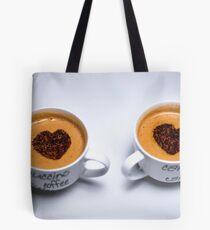 Cappucino Tote Bag
