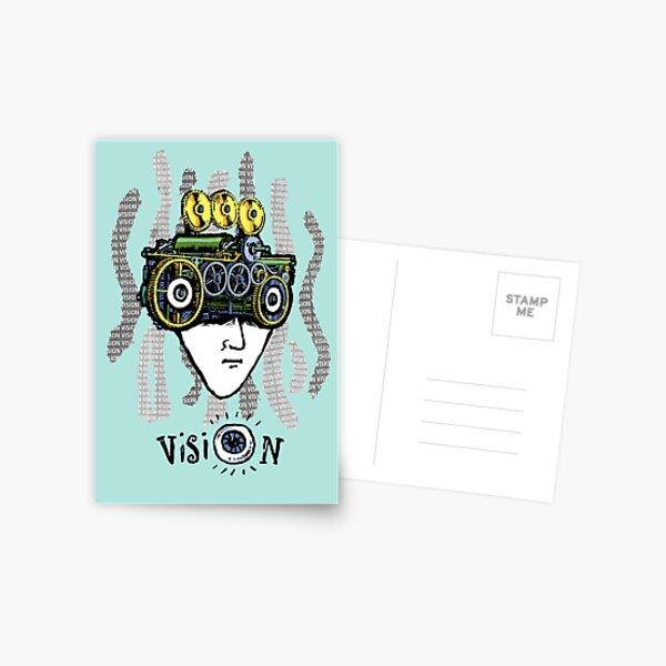 Vision Postcard