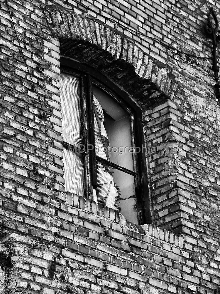 Collapsed Building VI by MDPhotographic