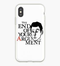 Sam Harris' Smackdown by Tai's Tees iPhone Case