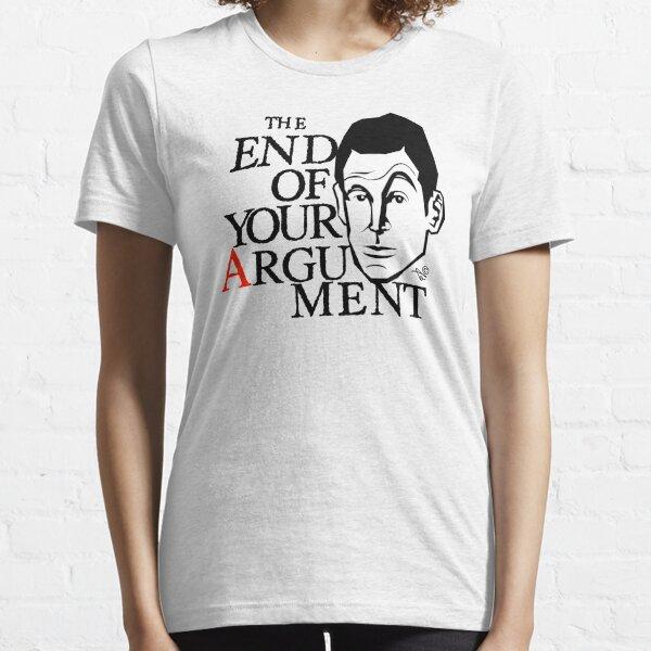 Sam Harris' Smackdown by Tai's Tees Essential T-Shirt