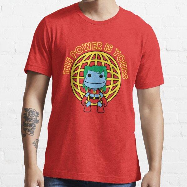 Captain Little Big Planet Essential T-Shirt