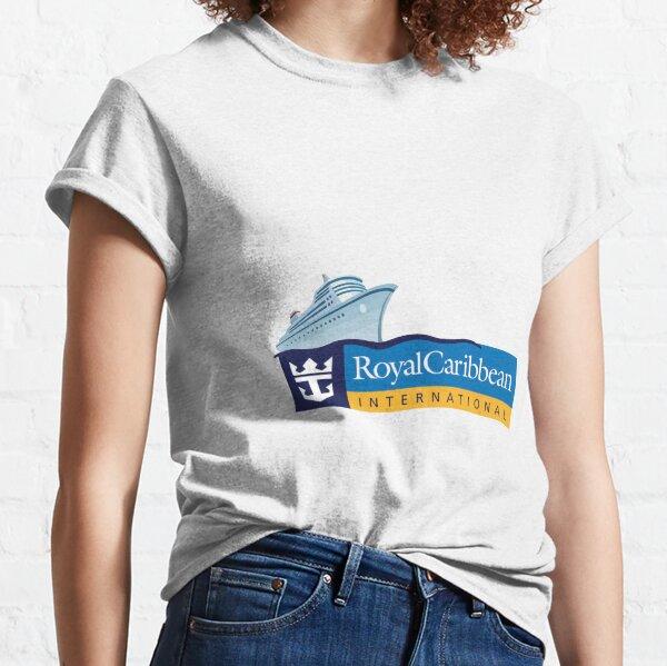 Royal Caribbean Cruise Ship Design Classic T-Shirt