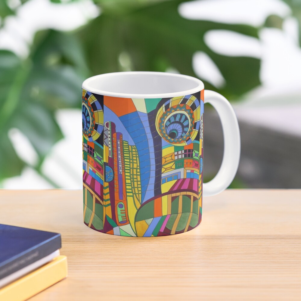 Caligari I - Fort Lauderdale Tasse