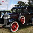 Ford Model A  by Fred Taylor