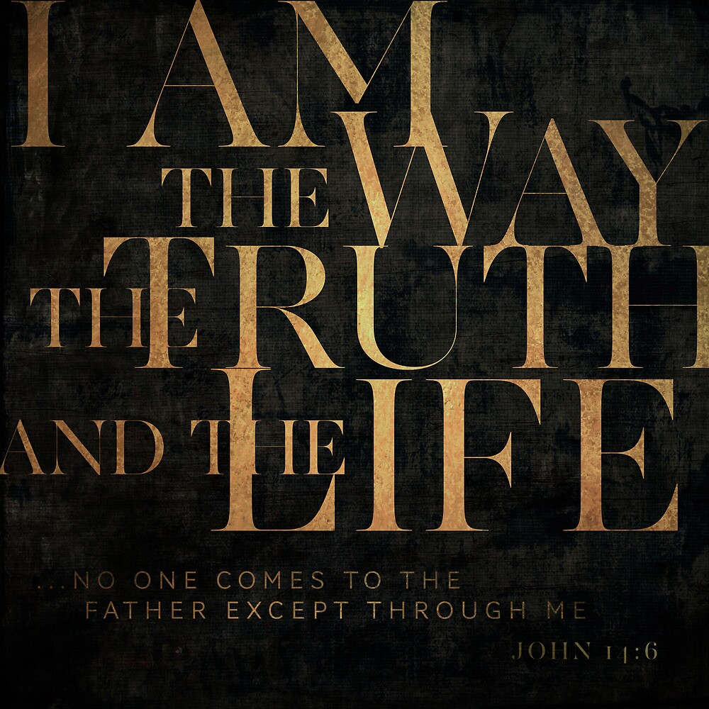 John 14:6 II by Dallas Drotz