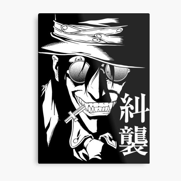 Vampire warrior Metal Print