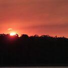 Irish sunset. by Fara