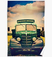 Ringwood Brewery Poster
