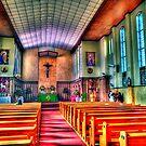 Catholic Church Krugersdorp by JandeBeer