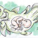 Darwin's Baby by Ellen Marcus