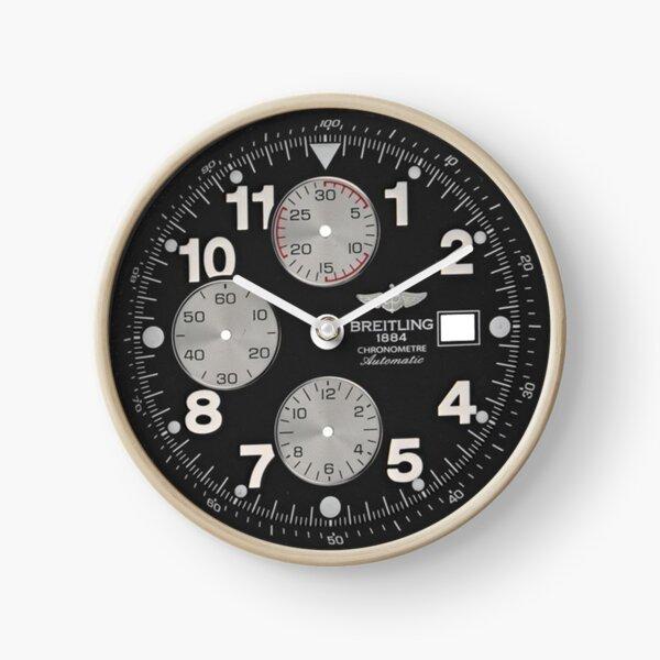 Breitling Super Avenger Clock