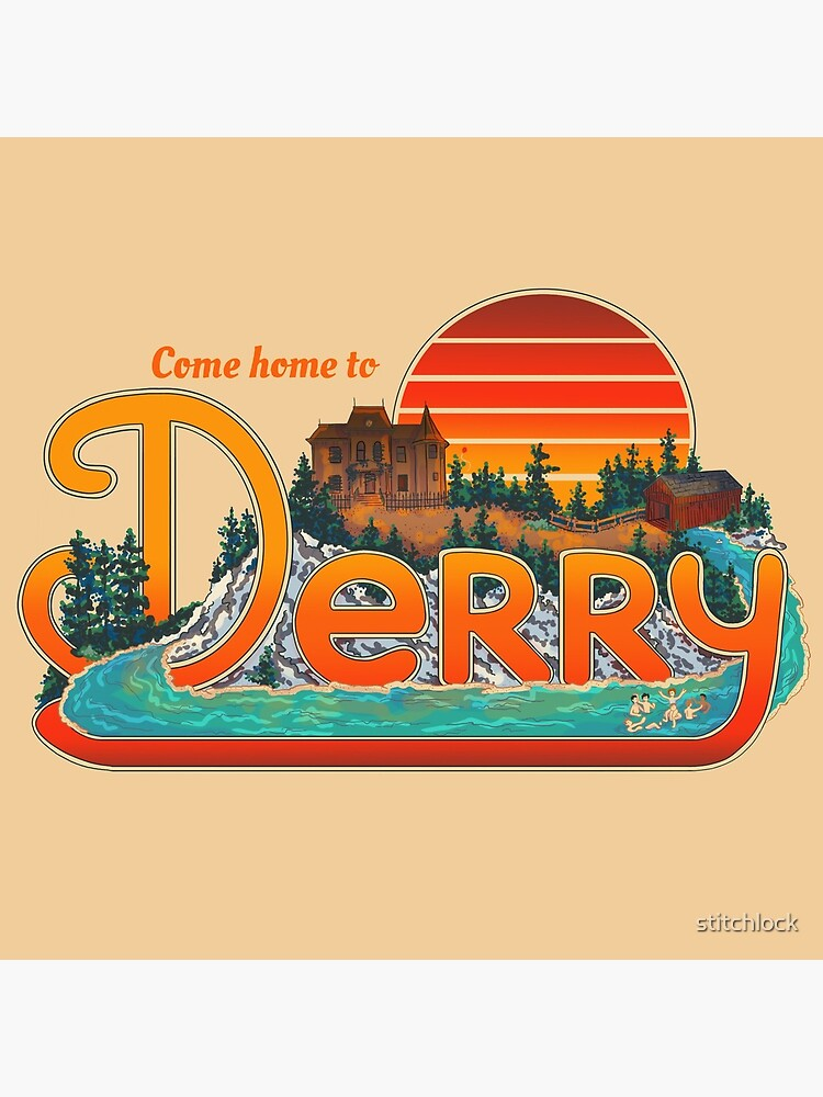 Come Home To Derry by stitchlock