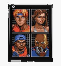 Streets of Rage 3 – Character Bio Pictures iPad Case/Skin