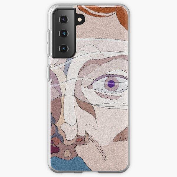 portrait Samsung Galaxy Soft Case