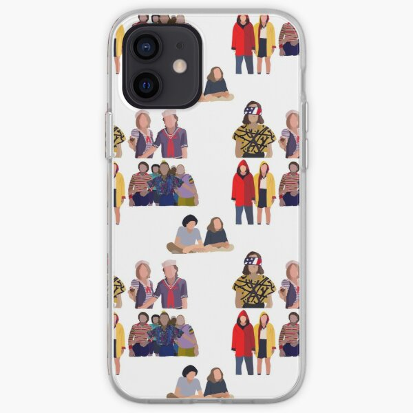 Stranger Things Pack iPhone Soft Case