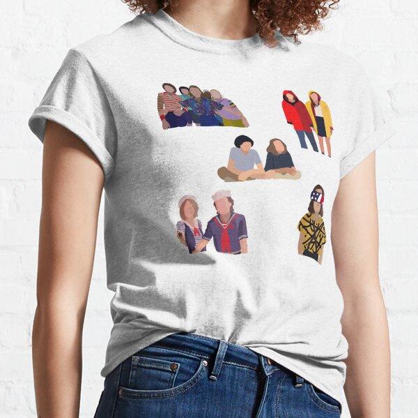 Pack Choses étranges T-shirt classique