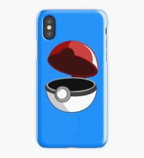 Just a Pokeball iPhone Case