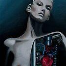 Robot-girl by ana bilic prskalo