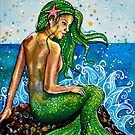 By the Sea by Rachelle Dyer