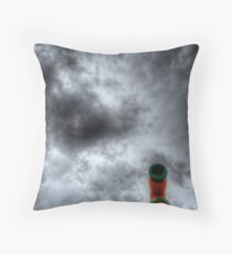 Theodor Geisel Plumbing and Heating Throw Pillow