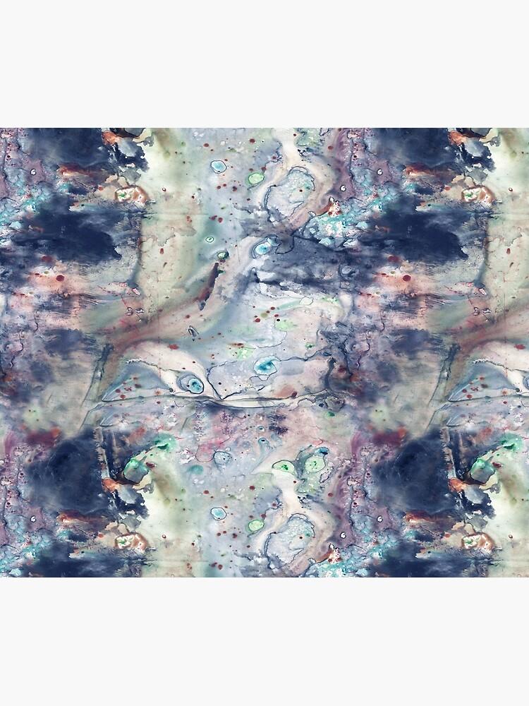 Galaxy Grunge by MeredithWatson