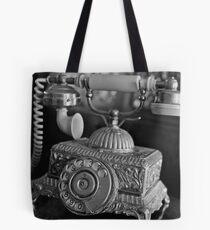 Telephone Tote Bag