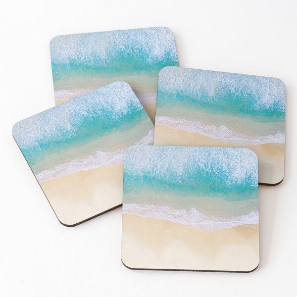 Beach Coasters (Set of 4)