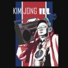 Kim Jung ILL- BOOMBOX by Benjamin Sloma