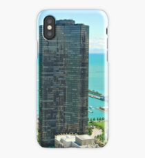 Chicago Lake Point Tower - Clover Building  If you like, please purchase, try a cell phone cover thanks iPhone Case/Skin