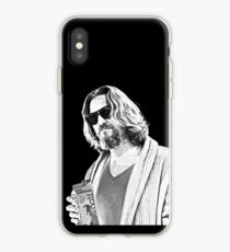 The Big Lebowski -The Dude iPhone Case