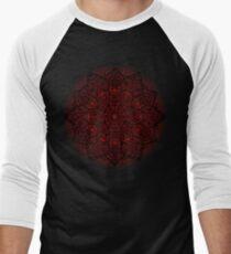 Filigree Mandala *bordeaux* T-Shirt
