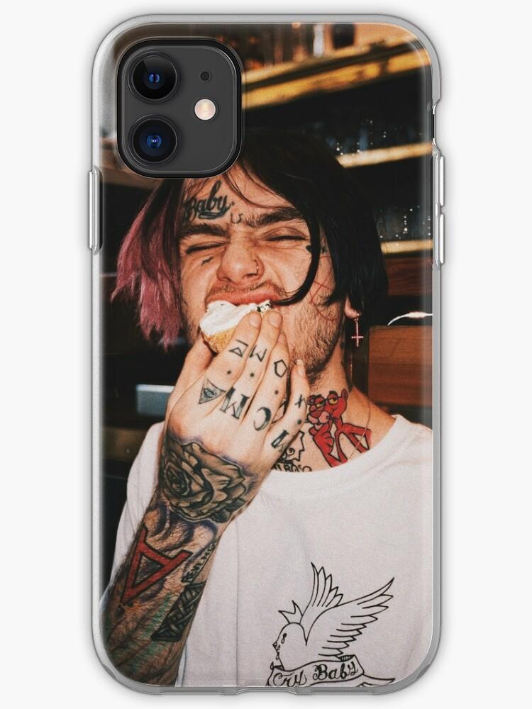 coque iphone 8 lil peep