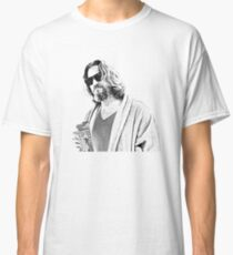 The Big Lebowski -The Dude Classic T-Shirt