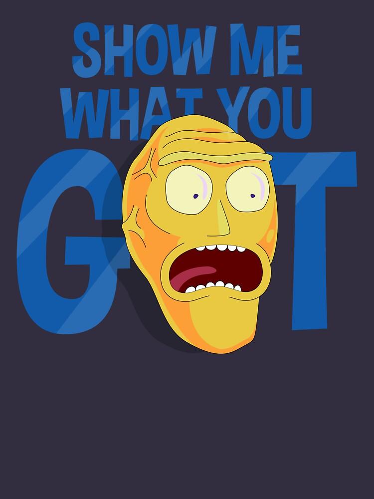 Show Me What You Got | Unisex T-Shirt