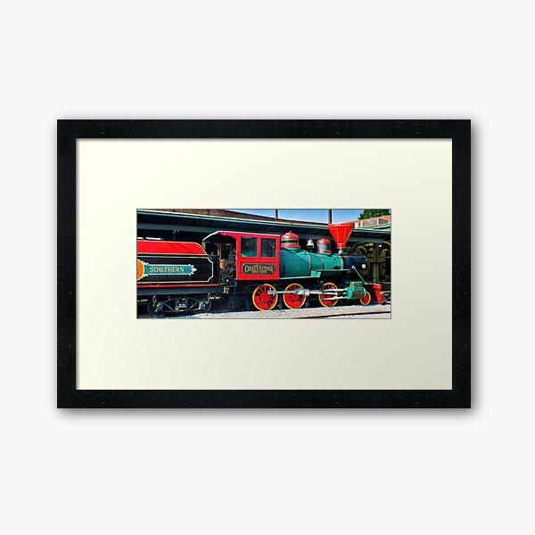 Chattanooga Choo-Choo Framed Art Print