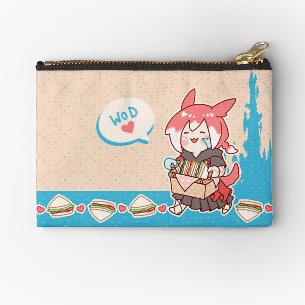 Crystal Exarch Snack Time Pouch Zipper Pouch