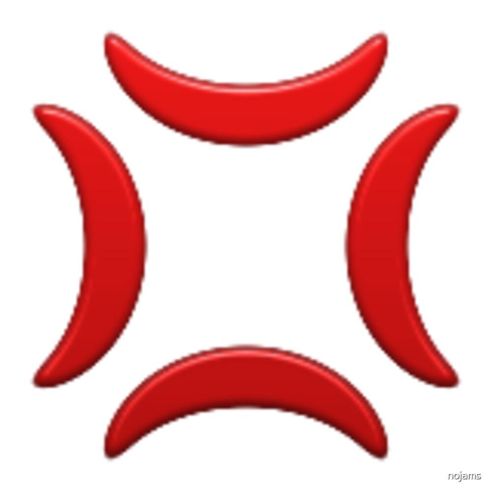 Annoyed Emoji by nojams