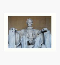 """Lincoln"" Art Print"