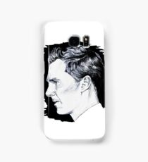 Cumberbatch Drawing Samsung Galaxy Case/Skin